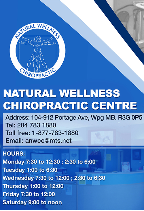 Natural Wellness Chiropractic Centre Asian Community Guide